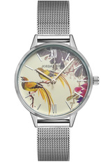 Zegarek Damski Jordan Kerr Colorful Birds S7002-4